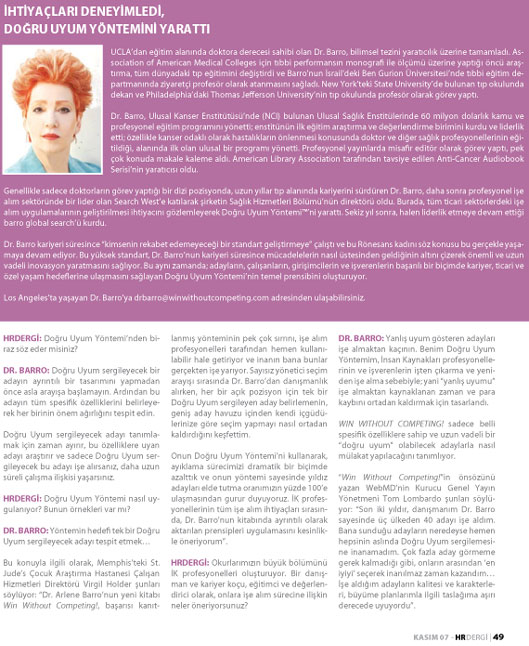 HRDergi Human Resources Magazine